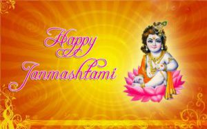Cute sweet Lord Krishna Wallpaper