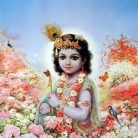 Free Hd wallpaper for download of Baby lord Krishna