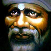 Wallpaper for desktop shirdi Sai ram